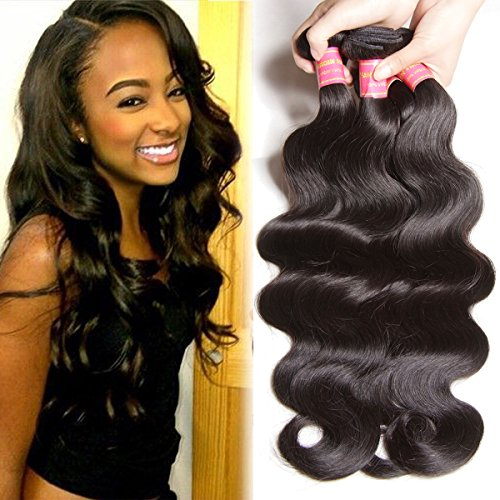 Best hair extensions to buy sandra downie but a popular and a sure buy is the bf hair brazilian weave virgin hair body wave weft 4 bundles 100 unprocessed human hair extensions natural color pmusecretfo Choice Image