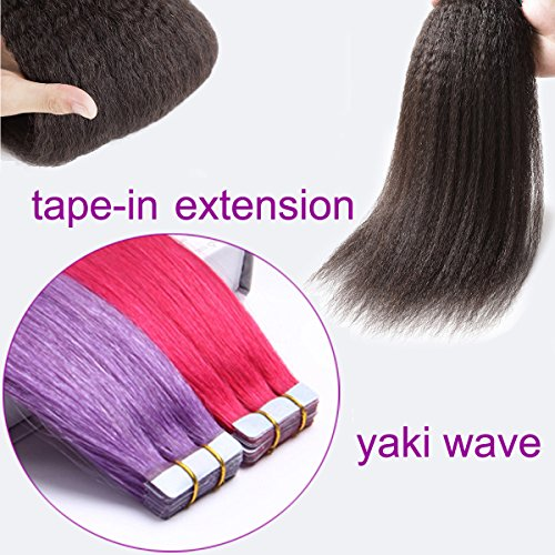 Best hair extensions for thin hair sandra downie thick and with a nice flow the remhumhai yaki wave tape in human hair extension3280cm50pcs35gper are a nice option do consider pmusecretfo Gallery