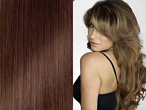 Best hair extensions for thin hair sandra downie the hair extensions only have 3 clip ins and it takes you less than a minute to attach entirely the crown hair it comes in 12 colors and you can find for pmusecretfo Choice Image