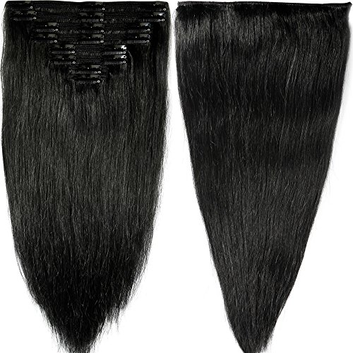 Best hair extensions for short hair sandra downie the hair extensions are made with 100 remy human hair grade 7a quality the hair comes from asian real human hair so that is thick straight and pretty pmusecretfo Gallery