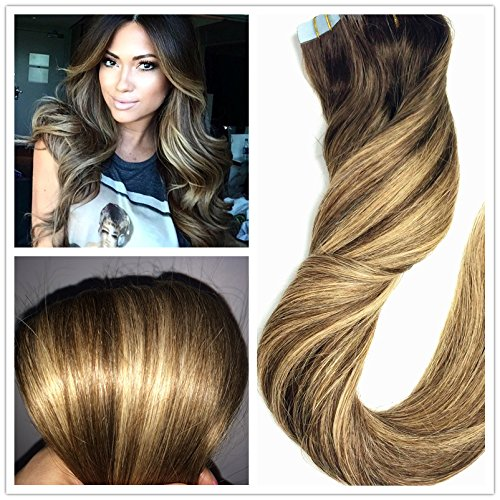 Best hair extensions for thin hair sandra downie the hair extensions are silky soft and shine in a natural way they combine very well with your natural hair and you may style it just as you do with your pmusecretfo Gallery