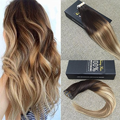 best hair extensions for thin hair - sandra downie