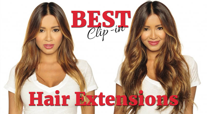 Best clip in hair extensions sandra downie clip in hair extensions reviews pmusecretfo Images