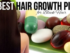 Best Hair Growth Pills for Black Hair