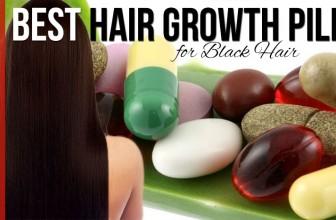 Best Hair Growth Pills for Black Hair