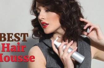 Best Hair Mousse