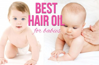 Best Hair Oil for Babies