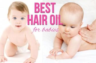 Best Hair Oil for Babies