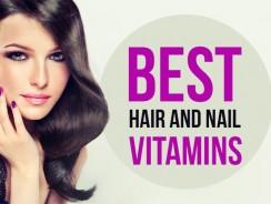 Best Hair and Nail Vitamins