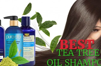 Best Tea Tree Oil Shampoo